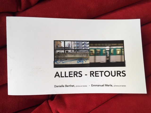 ALLERS, RETOURS (1)