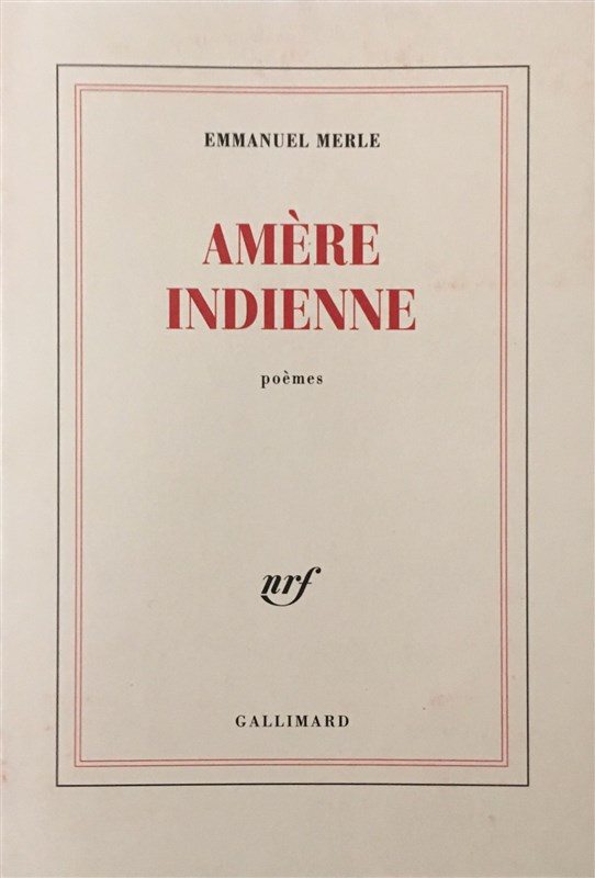 amère indienne