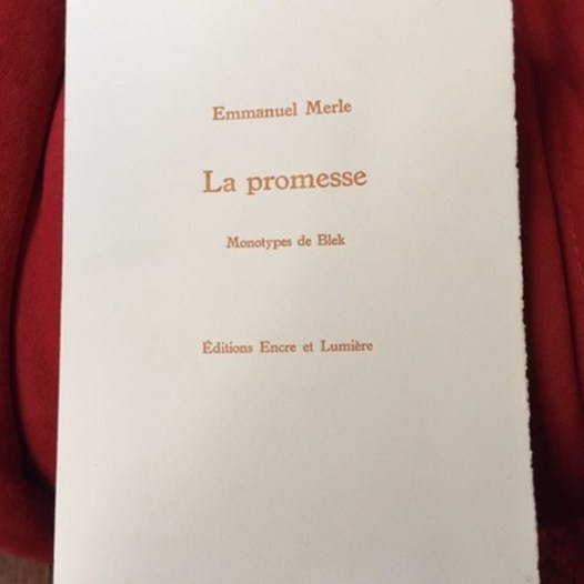 LA PROMESSE (2)