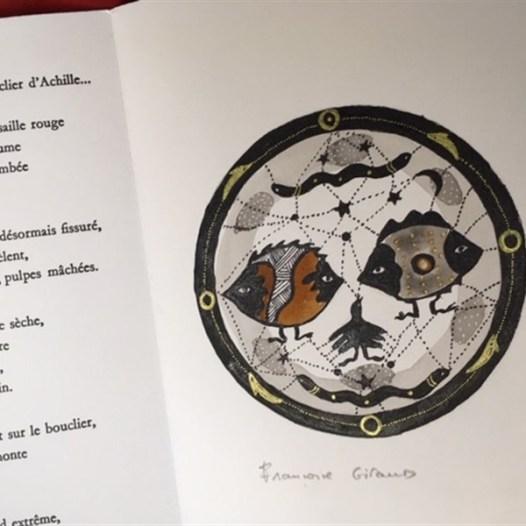 LE BOUCLIER, LA BARQUE (1)