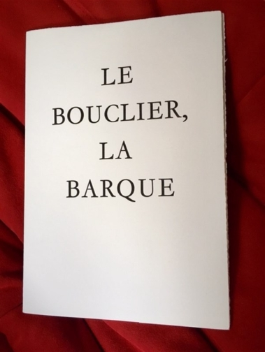 LE BOUCLIER, LA BARQUE (2)
